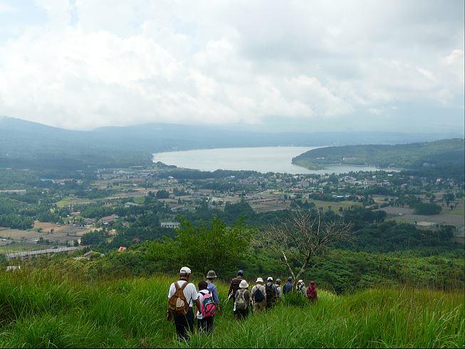 高指山ハイキングコース