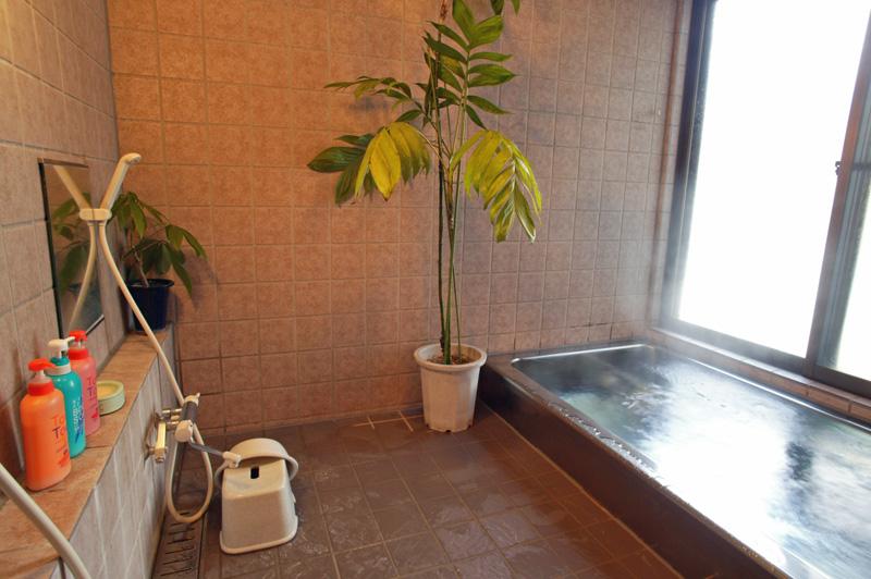 一部屋40分貸し切りお風呂