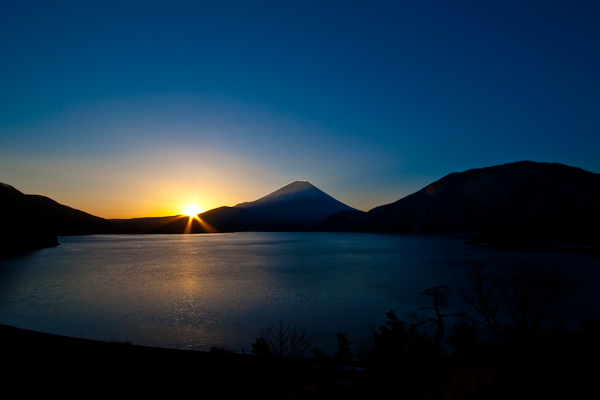 お札の富士山